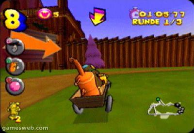 Wacky Races - Screenshots - Bild 9
