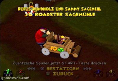 Wacky Races - Screenshots - Bild 4