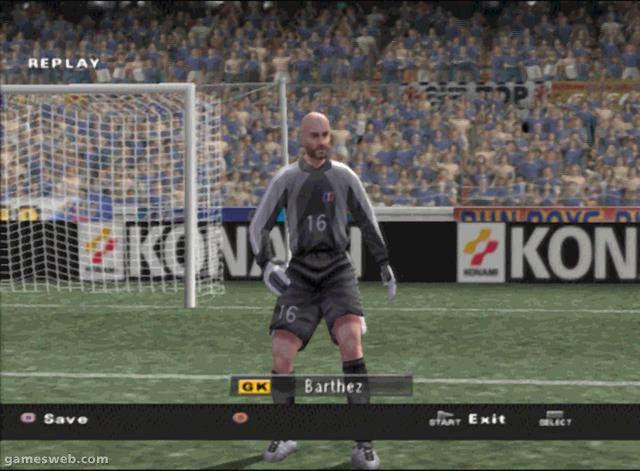 Pro Evolution Soccer  Archiv - Screenshots - Bild 8