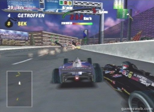 CART Fury Championship Racing - Screenshots - Bild 8