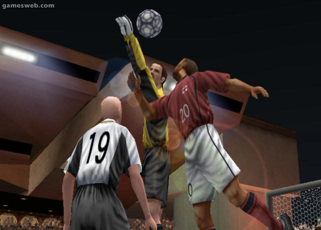 Pro Evolution Soccer  Archiv - Screenshots - Bild 3