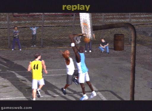 NBA Street - Screenshots - Bild 17