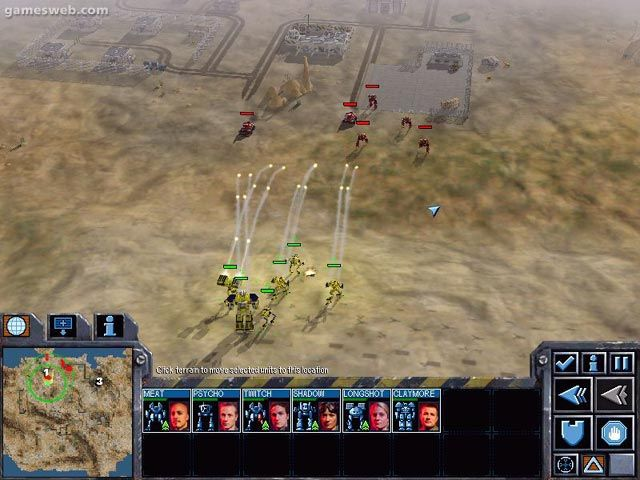 Mech Commander 2 - Screenshots - Bild 13