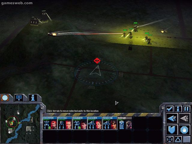 Mech Commander 2 - Screenshots - Bild 9