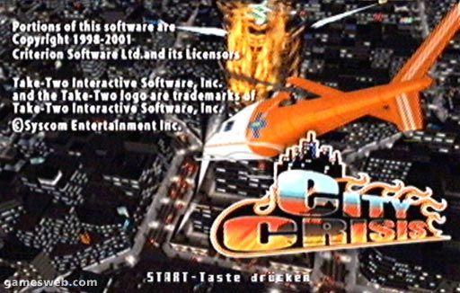 City Crisis - Screenshots - Bild 13