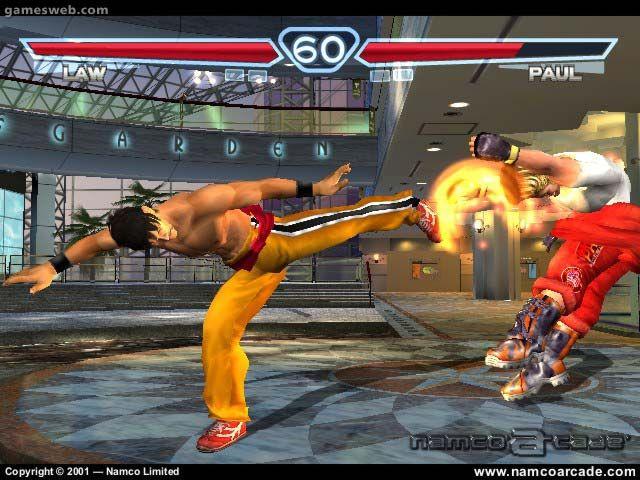Tekken 4  Archiv - Screenshots - Bild 33