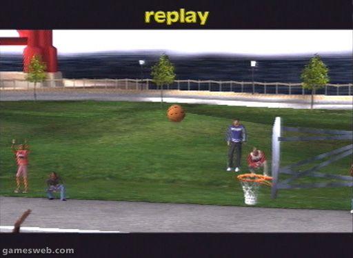 NBA Street - Screenshots - Bild 9