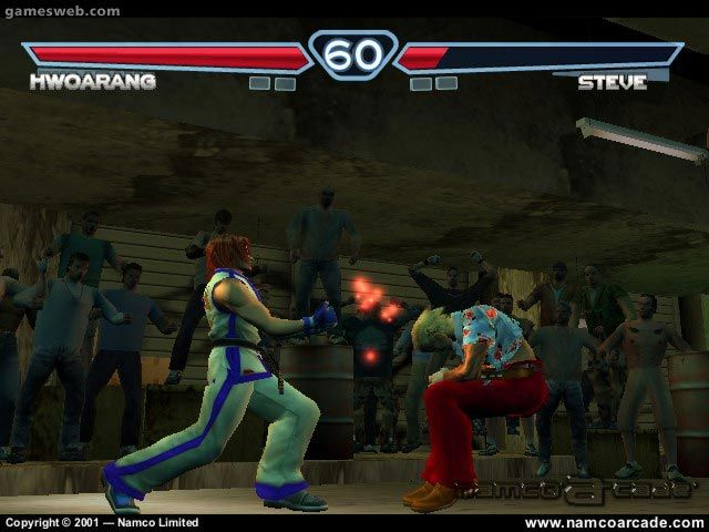 Tekken 4  Archiv - Screenshots - Bild 31