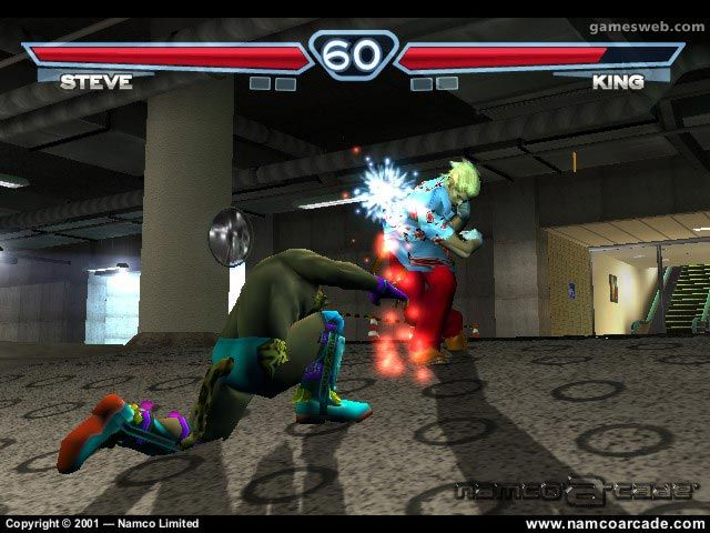 Tekken 4  Archiv - Screenshots - Bild 40