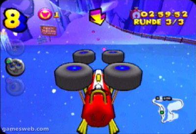 Wacky Races - Screenshots - Bild 3