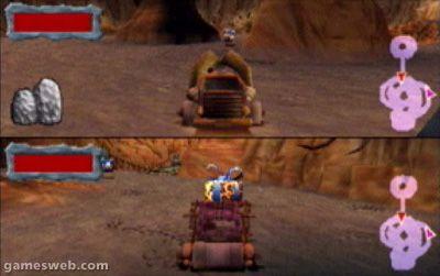 Die Flintstones in Viva Rock Vegas - Screenshots - Bild 6