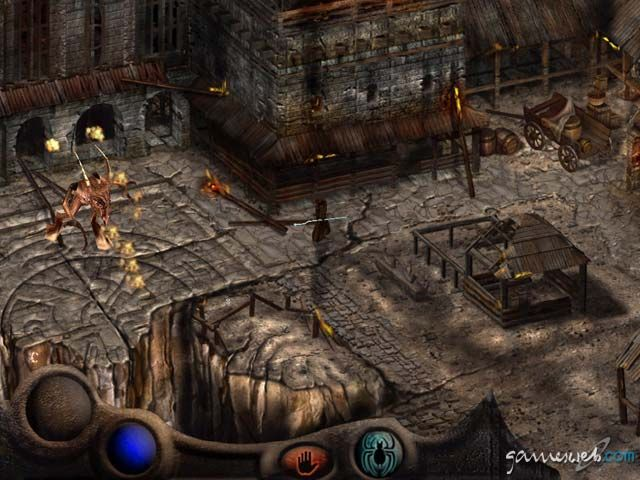 Kult: Heretic Kingdoms  Archiv - Screenshots - Bild 28