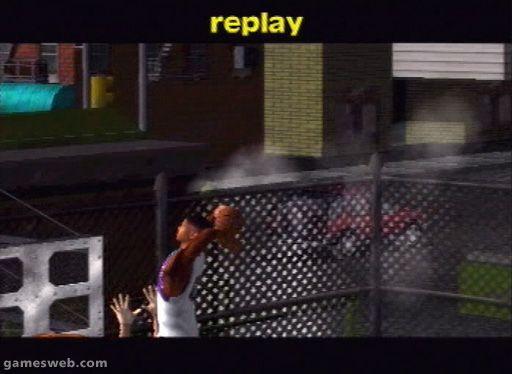 NBA Street - Screenshots - Bild 7