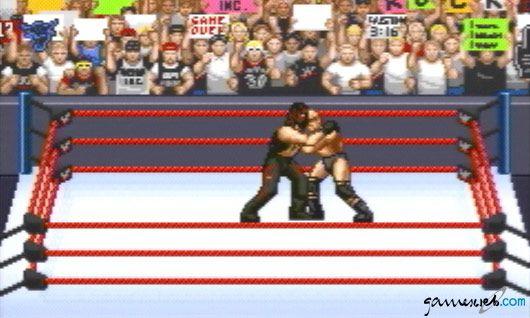 WWF Road to Wrestlemania (GBA)  Archiv - Screenshots - Bild 8