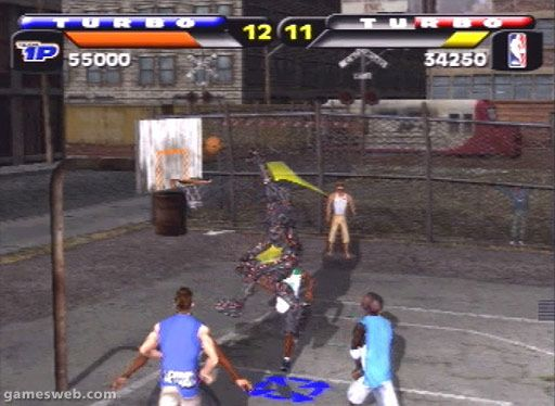 NBA Street - Screenshots - Bild 19