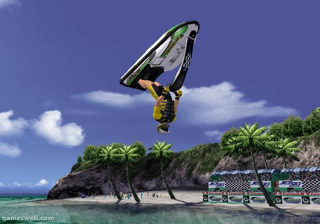 Jet Ski Riders  Archiv - Screenshots - Bild 51