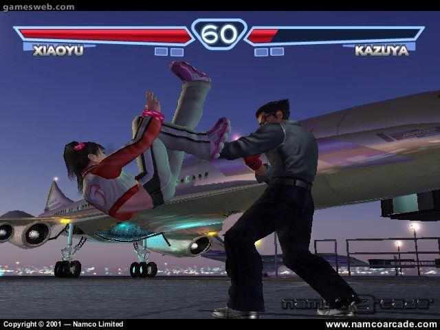 Tekken 4  Archiv - Screenshots - Bild 35