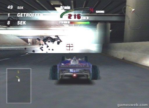 CART Fury Championship Racing - Screenshots - Bild 3