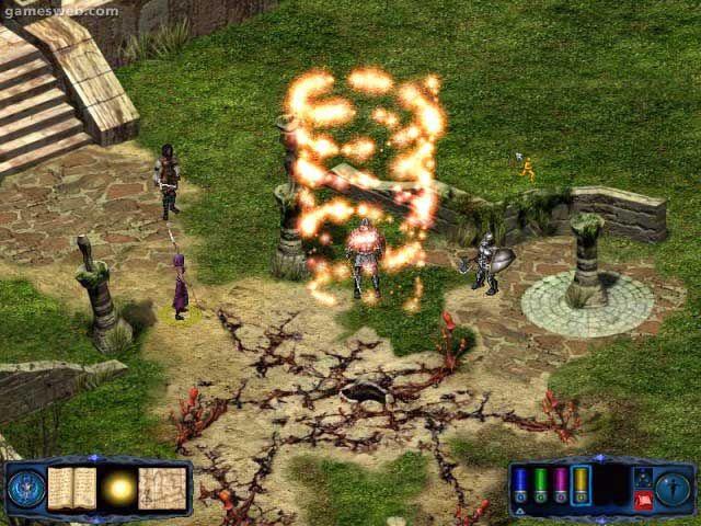 Pool of Radiance: Ruins of Myth Drannor - Screenshots - Bild 13
