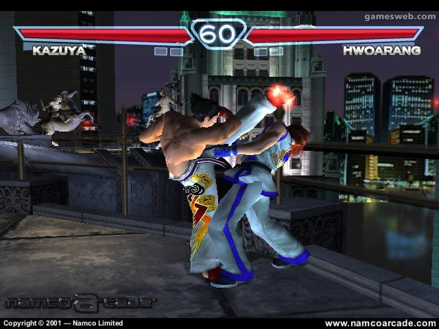 Tekken 4  Archiv - Screenshots - Bild 43
