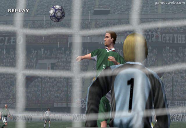 Pro Evolution Soccer  Archiv - Screenshots - Bild 4