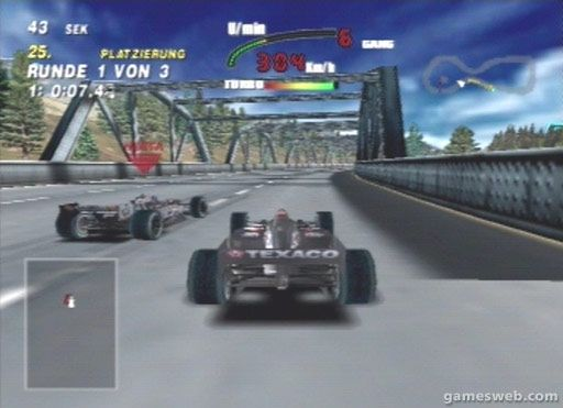 CART Fury Championship Racing - Screenshots - Bild 10
