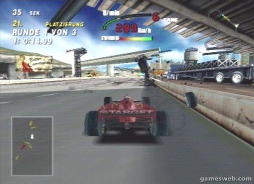 CART Fury Championship Racing - Screenshots - Bild 2
