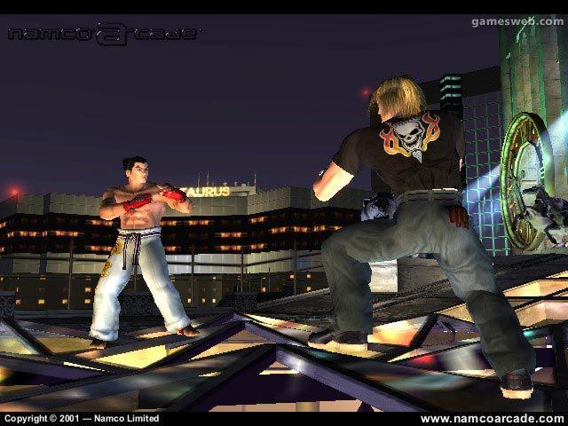 Tekken 4  Archiv - Screenshots - Bild 47