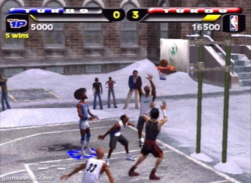 NBA Street - Screenshots - Bild 13