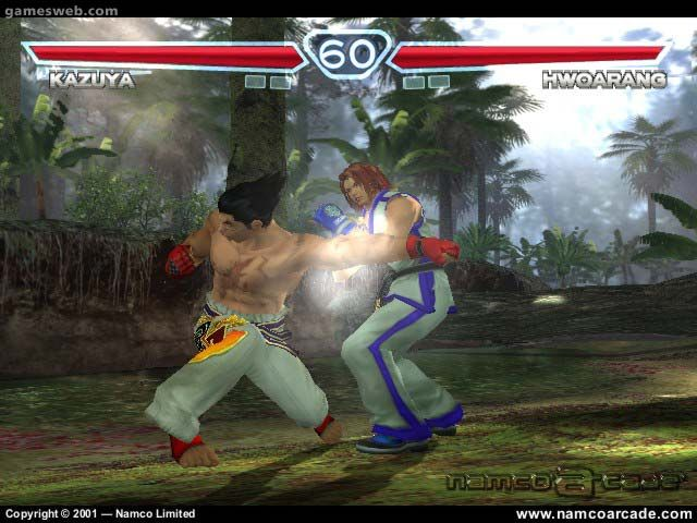 Tekken 4  Archiv - Screenshots - Bild 37