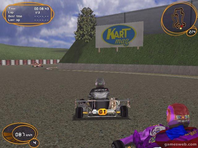 Open Kart - Screenshots - Bild 3
