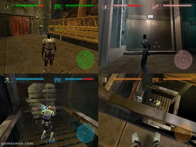 Project Eden  Archiv - Screenshots - Bild 17