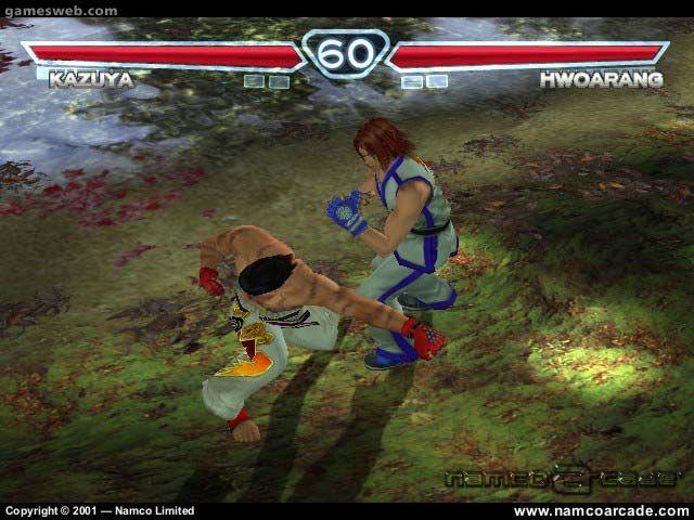 Tekken 4  Archiv - Screenshots - Bild 36