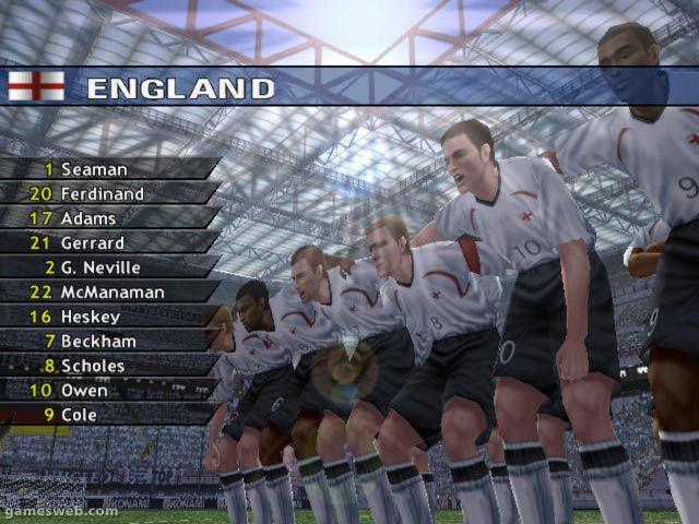 Pro Evolution Soccer  Archiv - Screenshots - Bild 5