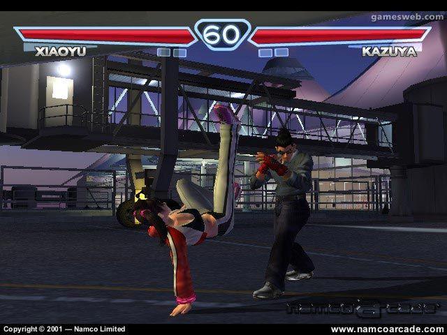 Tekken 4  Archiv - Screenshots - Bild 45
