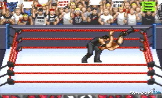 WWF Road to Wrestlemania (GBA)  Archiv - Screenshots - Bild 11