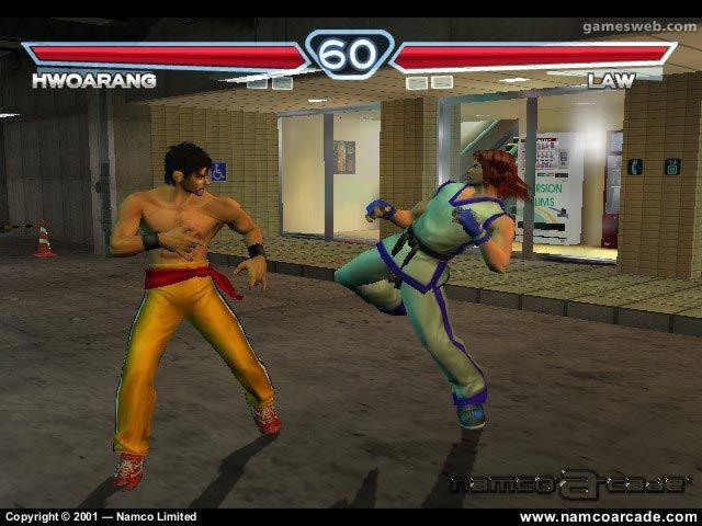 Tekken 4  Archiv - Screenshots - Bild 41