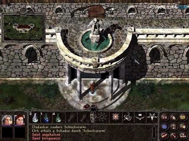 Gorasul: Vermächtnis des Drachen - Screenshots - Bild 9