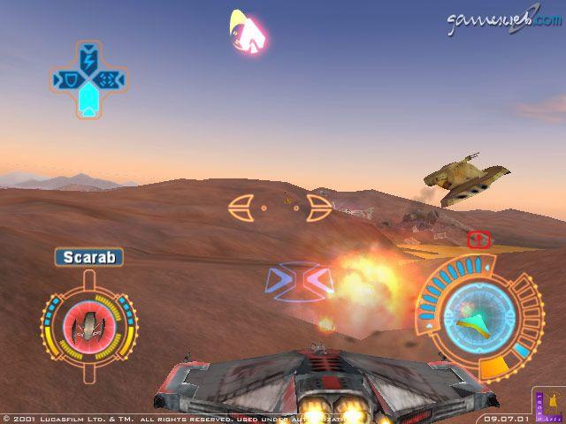 Star Wars Starfighter: Special Edition  Archiv - Screenshots - Bild 13