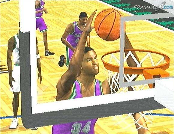 NBA Live 2002  Archiv - Screenshots - Bild 16