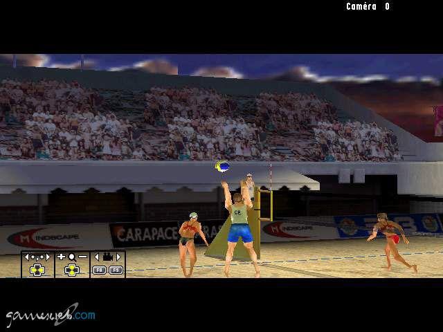 Beach Volleyball  Archiv - Screenshots - Bild 7