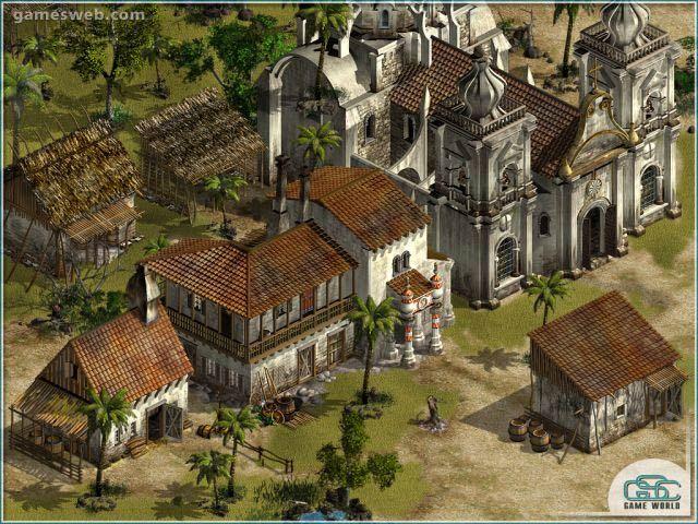American Conquest  Archiv - Screenshots - Bild 15