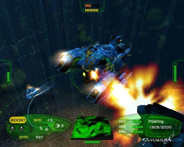 AquaNox  Archiv - Screenshots - Bild 3