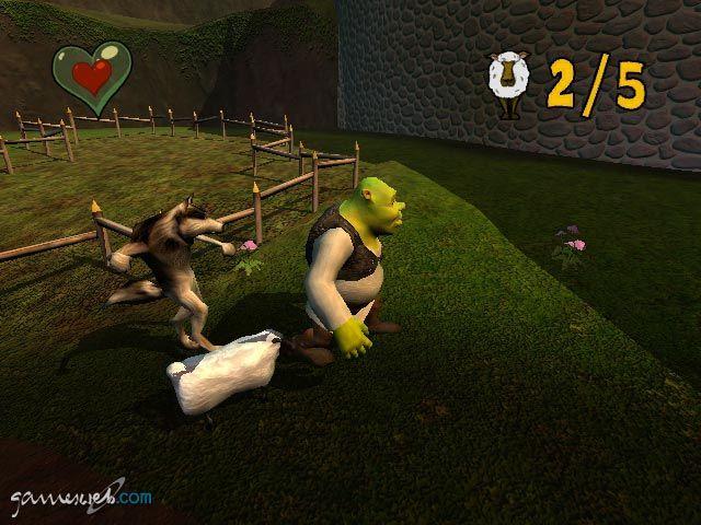 Shrek  Archiv - Screenshots - Bild 7
