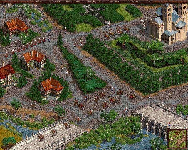 Cossacks: The Art of War  Archiv - Screenshots - Bild 21