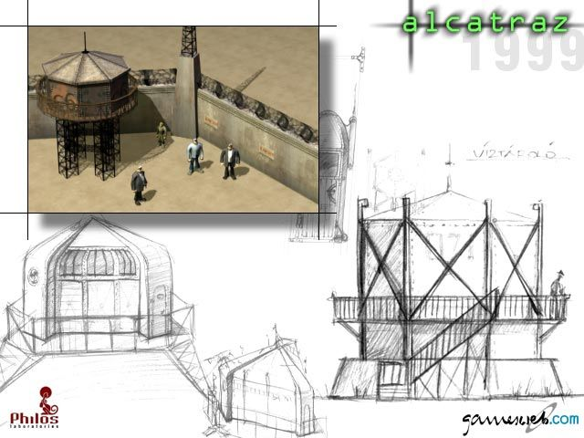 Escape From Alcatraz - Screenshots & Artworks Archiv - Screenshots - Bild 10