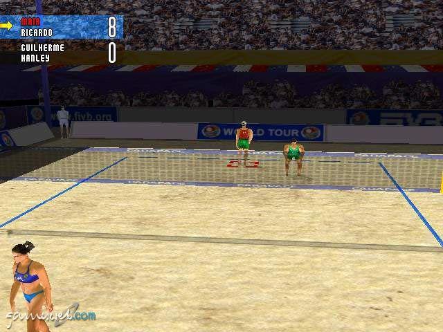 Beach Volleyball  Archiv - Screenshots - Bild 3