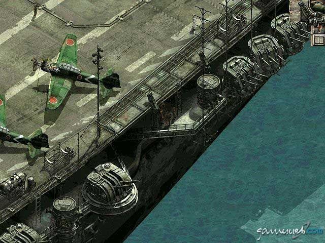 Commandos 2: Men of Courage - Screenshots - Bild 13