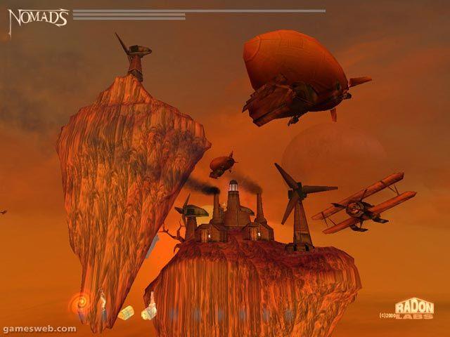 Project Nomads  Archiv - Screenshots - Bild 22