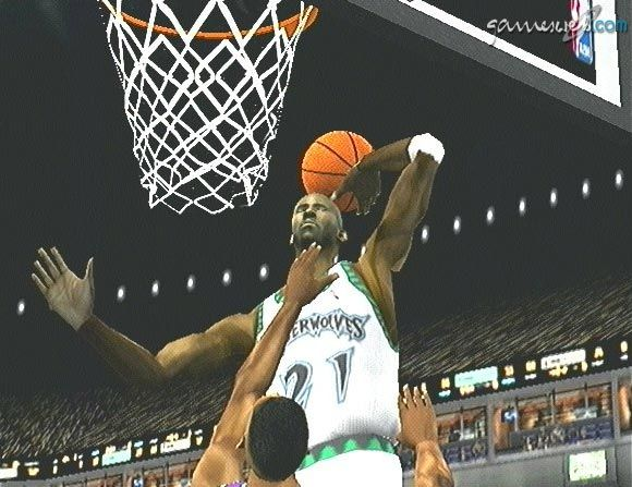 NBA Live 2002  Archiv - Screenshots - Bild 9